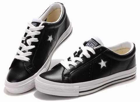 chaussures converse homme pas cher