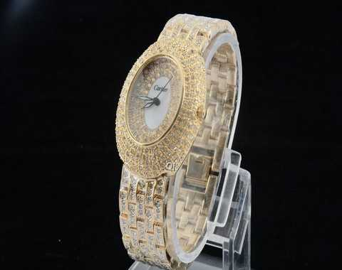 Water Resistance Cartier Id Montre montre Homme 21 Must One WD2H9EIY