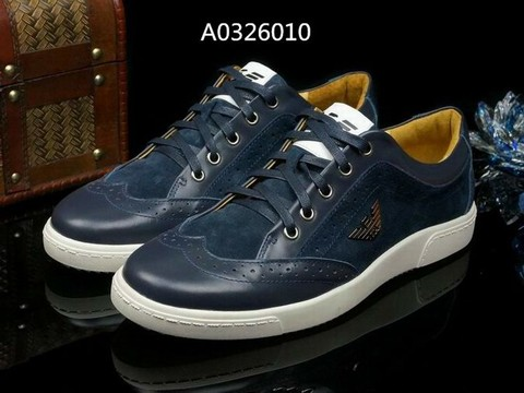 718fbf33204 armani chaussure homme pas cher