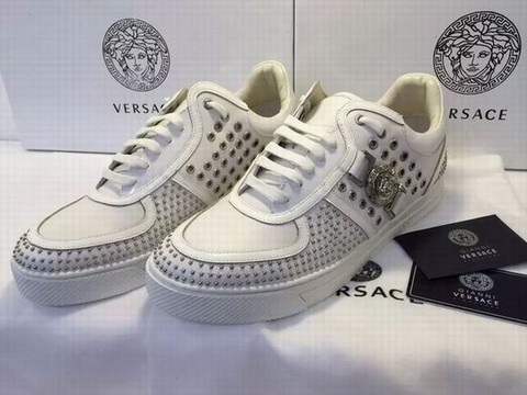 Chaussures Homme Pour Versace Tsrdhq Chaussure Femme yvmN8n0wO